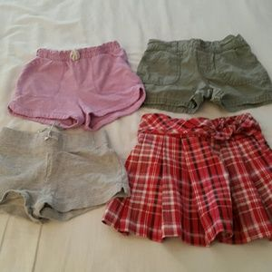 Other - Girls 4t shorts